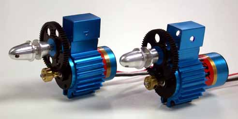 Himax Brushless Motors
